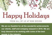 Wishes from BSB Design!