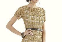 Crochet - Dress (vestido) / ALL KIND OF DRESSES