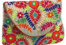 Embroidery - Clothings & objects (Bordado Roupas e Objetos)