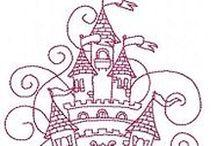 Embroidery - Home (Bordado Casa)