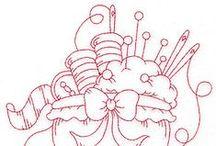 Embroidery - Sewing (Bordado Costura)