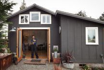 Tiny Houses and Small Spaces