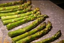 Asparagus! / An A list veggie with much opportunity