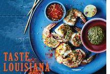 TASTE LOUISIANA / Featured restaurants of South Louisiana.