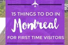 Montreal Travel / Travel advice and inspiration for when you visit Montreal, in Quebec, Canada.