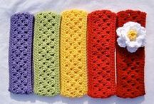 Headbanding! / Knit,crochet or sew headbands and earwarmers