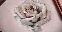 Between Blue Roses