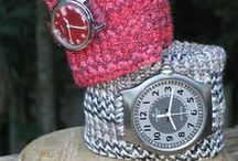 Crochet - Watch (Relógio)