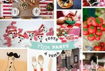 Party ideas - Pizza Party
