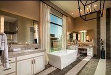 Rejuvenating Spa Bathrooms