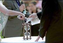 Heirloom Hourglass Ceremony