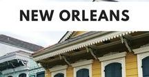 New Orleans Travel / Travel advice and inspiration for when you visit New Orleans, Louisiana.