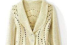 Crochet - Cardigans (Casaquinhos Crochê)