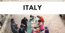 Italy Travel / Travel advice and inspiration for a trip to Italy!