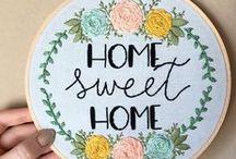 Embroidery - Hoop (Bordado - Bastidor)