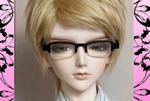 Geek Chic BJD styles / by Think Pink!