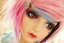 Scene BJD styles / by Think Pink!