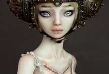 Steampunk BJD styles / by Think Pink!