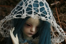 Dark & Horror BJD styles / by Think Pink!
