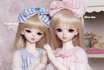 Sweet & Classic Lolita BJD styles / by Think Pink!