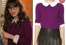 New Girl Style & Clothes by WornOnTV / Fashion from New Girl on Fox