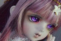 Ethereal, Elven and Magical BJD's / by Think Pink!