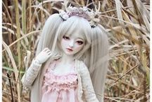 Mori Girl BJD / by Think Pink!