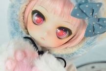 Anime & Manga dolls / by Think Pink!
