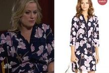 Parks & Rec Style & Clothes by WornOnTV / Fashion from Parks & Recreation on NBC