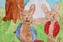 The Tale of Peter Rabbit (Vol 2) - Five in a Row Community / Let's fill this board with activities and ideas to go along with The Tale of Peter Rabbit! Be sure your pin links to the original source and that you have permission to pin.