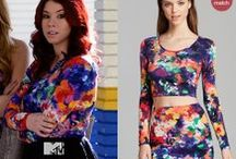 Awkward Style & Clothes by WornOnTV / Fashion from Awkward on MTV