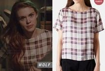 Teen Wolf Style & Clothes by WornOnTV / Fashion from Teen Wolf on MTV