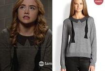 Twisted Style & Clothes by WornOnTV / Fashion from Twisted on ABC Family