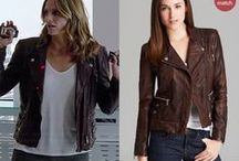 Castle Style & Clothes by WornOnTV / Fashion from Castle on ABC