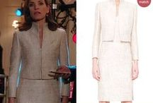 The Good Wife Style & Clothes by WornOnTV / Fashion from The Good Wife on CBS