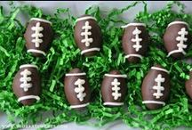 Football Bites / Tasty bites and libation inspiration to keep Super Bowl fans satiated.