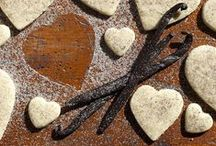 Valentine's Day Sweets / All about baking with love.