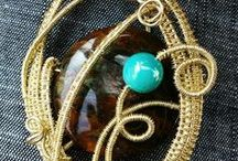 Wire Wrapping / by Donna Shropshire