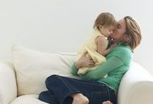 Adults Kissing Children / A kiss is the most meaningful and emotionally expressive in all of man's actions and gestures. It serves people to keep each others relationship and intimacy or heals pain and ease anguish.