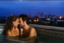 Kiss in water / A kiss is the most meaningful and emotionally expressive in all of man's actions and gestures. It serves people to keep each others relationship and intimacy or heals pain and ease anguish.