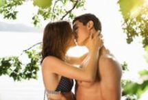 Lake Kiss / A kiss is the most meaningful and emotionally expressive in all of man's actions and gestures. It serves people to keep each others relationship and intimacy or heals pain and ease anguish.