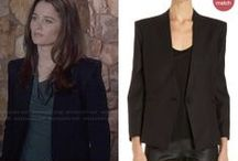 The Mentalist Style & Clothes by WornOnTV / Fashion from The Mentalist on CBS