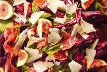 Předkrmy / Předkrmy, saláty a chuťovky