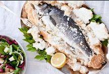 Hlavní jídla - Ryby a mořské plody / Ryby a mořské plody