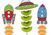 Trakteren  gezond / gezonde traktaties voor verjaardagen en kinderfeestjes