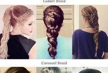 Braids & hairstyles