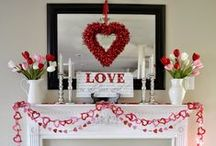 Home for the Holidays / Home decor, recipes, and everything you need to celebrate the holidays!