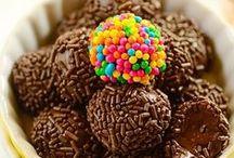 Brazilian desserts / Brazilian desserts