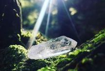 Crystals That Rested Under Our Feet