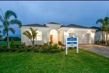 GreyHawk Landing / GreyHawk Landing - Featuring single family homes in Bradenton, Florida. Luxurious amenities, lake and preserve views.